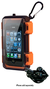 Grace Digital - Eco Pod Case for Most MP3 Players - Orange
