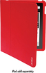Hard Candy Cases - Convertible Case for Apple® iPad® 2 - Red