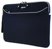 """Mobile Edge - SlipSuit Carrying Case (Sleeve) for 17.3"""" Notebook - Black"""