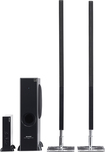 Sharp - HT-SL77 2.1-Channel Soundbar System with Wireless Subwoofer