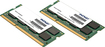 Patriot Memory - Signature Apple® 2-Pack 4GB PC3-10600 DDR3 SoDIMM Laptop Memory Kit