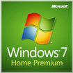 Windows 7 Home Premium SP1 64-bit - System Builder (OEM)