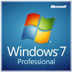Windows 7 Professional SP1 64-bit - System Builder (OEM)