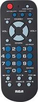 RCA - RCA RCR503BR BLACK UNIVERSAL REMOTE CONTROL 3 FUNCTION