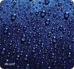 Allsop - Raindrop Mouse Pad - Blue