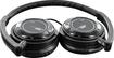 MEElectronics - HT-21 Closed-Type Headphones - Black