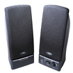 Cyber Acoustics - CA-2014rb Amplified Computer Speaker System - Black