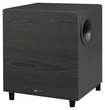 "BIC America - 8"" 100-Watt Powered Subwoofer - Black"