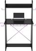Atlantic - Youth Ladder Desk - Black/Purple