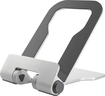 Belkin - FlipBlade Adjust Stand for Apple® iPad® 2 - Silver/Gray