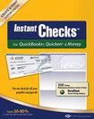 VersaCheck - Instant Checks for QuickBooks, Quicken & Money - Blue