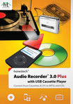 Audio Recorder 3.0 Plus with USB Cassette Player