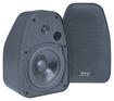 BIC America - Adatto 2-Way Indoor/Outdoor Speakers (Pair) - Black