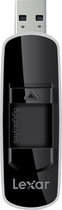 Lexar - 8GB JumpDrive USB 2.0 Flash Drive - Black