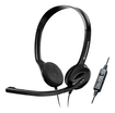 Sennheiser - PC 36 Call Control Over-the-Ear Headset - Black
