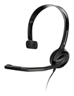Sennheiser - PC 26 Call Control Over-the-Ear Headset - Black