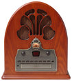 Crosley - Cathedral CD Player - Paprika