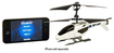Silverlit - Blue Sky Heli Bluetooth Remote-Controlled Helicopter - White - White