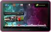 Visual Land - Prestige 10 10 inch Tablet with 16GB Memory - Pink