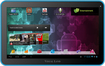 Visual Land - Prestige 10 10 inch Tablet with 16GB Memory - Blue