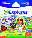 LeapFrog - Explorer Game Cartridge: Pet Pals
