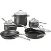 Calphalon - Unison Nonstick 10-pc. Cookware Set