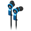 Beacon - Perseus In+AC0-Ear Buds with In+AC0-Line MIC / Remote Combo - Blue - Blue