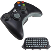 AGPtek - Text Messenger ChatPad Game Keyboard Wireless Controller for Microsoft Xbox 360