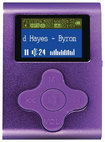 Eclipse - 4GB* MP3 Player - Purple - Purple