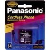 Panasonic - Nickel-Cadmium Type 14 Battery for Cordless Phones