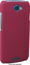 HTC - Aspect Hard Shell Case for HTC One S Mobile Phones - Granita - Granita