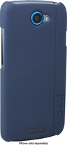 HTC - Aspect Hard Shell Case for HTC One S Mobile Phones - Navy Blue - Navy Blue