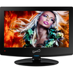 "Supersonic - 15"" Class (15"" Diag.) - LED-LCD TV - 720p - HDTV - Black"