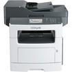 Lexmark - MX511DE Laser Multifunction Printer - White