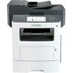 Lexmark - MX611DE Multifunction Laser Printer - White