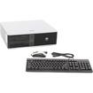 HP - Refurbished - Business Desktop Desktop Computer - 2 GB Memory - 160 GB Hard Drive - Gray