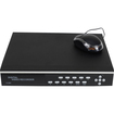VideoSecu - 8 Channel Stand Alone DVR Network Digital Video Recorder 1500GB Hard Drive 1YU