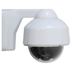 VideoSecu - Dome Weatherproof CCD Vari-focal Security Camera Surveillance with Power 1M4 - Black