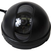 VideoSecu - Audio Wide Angle Security Camera Surveillance with Power, Cable & Microphone CFG - Black - Black