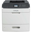 Lexmark - MS810DN Laser Printer - White