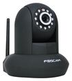 Foscam - Indoor Wireless IP Camera - Black