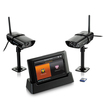 Uniden - Uniden G766 Wireless Video Surveillance System - Black