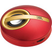 JBL - On Tour 2.2 W Home Audio Speaker System - Pack of 1 - Red - Red