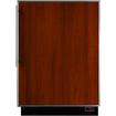Summit - Refrigerator/Freezer - Black - Black