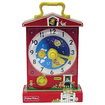 Basic Fun - Fisher Price Classics Music Box Teaching Clock