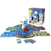 Pressman - The Smurfs Whirl and Twirl Clumsy Game