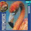 Buffalo Games - Photomosaics Jigsaw Puzzle - Flamingo: 1000 Pcs