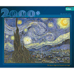 Buffalo Games - Starry Night Jigsaw Puzzle: 2000 Pcs