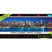 Buffalo Games - Panoramic Cityscape - New York Glow in the Dark Jigsaw Puzzle: 750 Pcs