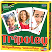 Cadaco - Tripoley - Deluxe Mat Version Game